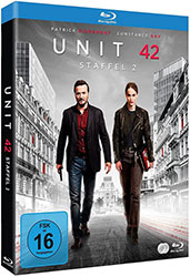 """Unit 42"" – Staffel 2 (© justbridge entertainment GmbH)"