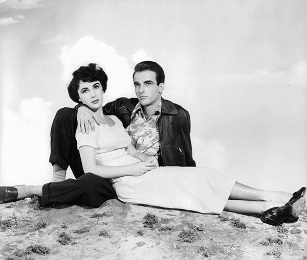 """""""Ein Platz an der Sonne"""" Szenenbild (© 1951, 2021 Paramount Pictures)"""