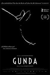 """Gunda"" Filmplakat (© Filmwelt Verleihagentur)"