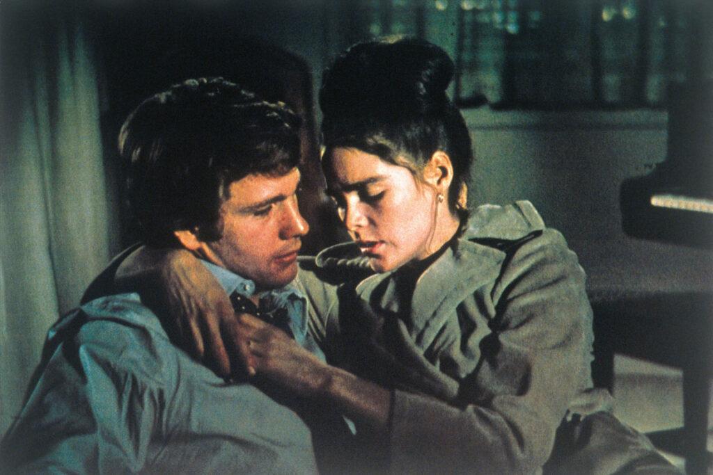 """Love Story"" Szenenbild (© 1970, 2020 Paramount Pictures)"