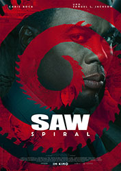 """Saw: Spiral"" Filmplakat (© Studiocanal GmbH)"