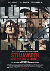 """Stillwater – Gegen jeden Verdacht"" Filmplakat (© Focus Features)"