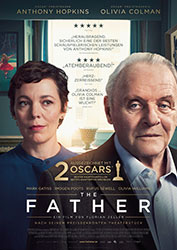 """The Father"" Filmplakat (© TOBIS Film GmbH)"
