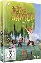 """Tom Sawyer"" DVD Staffel 1.2 (© justbridge entertainment GmbH)"