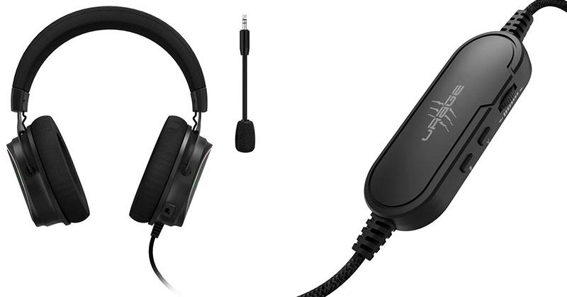 """Gaming-Headset """"SoundZ 800"""" 7.1 von uRage (© uRage)"""