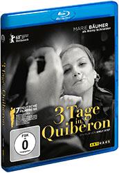 """""""3 Tage in Quiberon"""" Blu-ray (© Studiocanal GmbH)"""