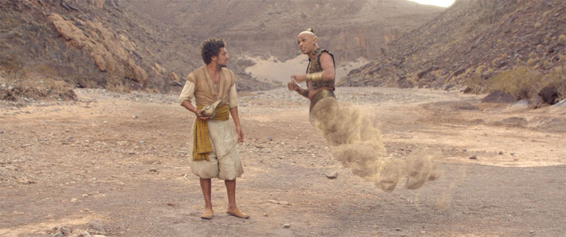"""Aladin - Tausendundeiner lacht"" Szenenbild (© SquareOne Entertainment)"