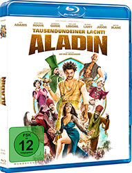 """Aladin - Tausendundeiner lacht"" (© Edel Motion)"
