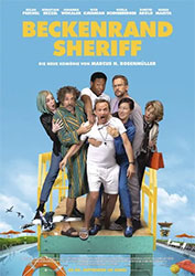 """Beckenrand Sheriff"" Filmplakat (© LEONINE)"