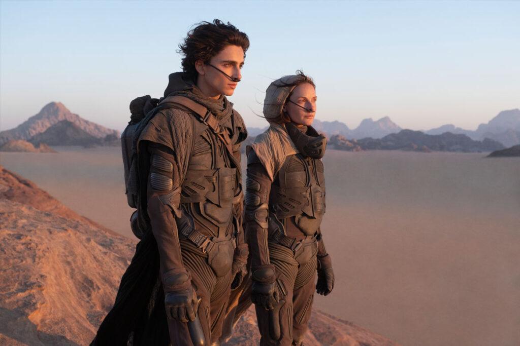 """Dune"" Szenenbild (© 2020 Warner Bros. Entertainment Inc. All Rights Reserved.)"