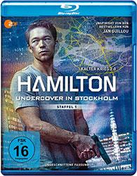 """Hamilton - Undercover in Stockholm"" Staffel 1 (© Edel Motion)"