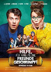 """""""Hilfe, ich hab meine Freunde geschrumpft"""" Filmplakat (© DCM, blue eyes)"""