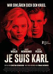 """Je suis Karl"" Filmplakat (© Pandora Film)"