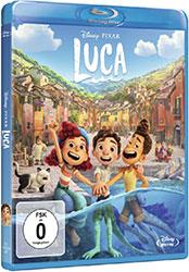 """Luca"" Blu-ray (© 2021 Disney•Pixar)"