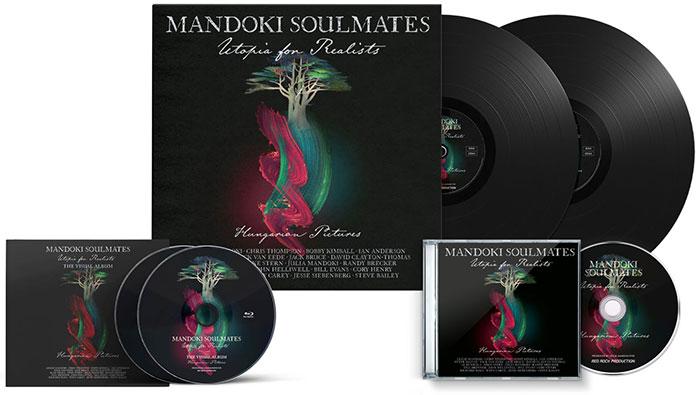 """Mandoki Soulmates """"Utopia for Realists"""" Formate"""