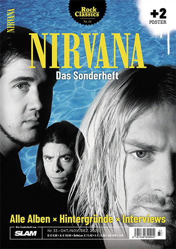 """Nirvana - Das Sonderheft"" (Rock Classics #33)"