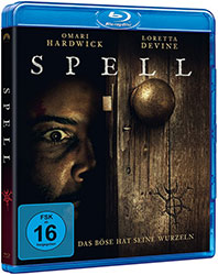 """""""Spell"""" Blu-ray (© Paramount Home Entertainment)"""