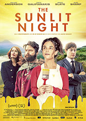 """The Sunlit Night"" Filmplakat (© W-film Distribution)"