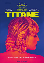 """""""Titane"""" Filmplakat (© Koch Films)"""