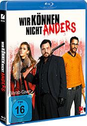"""""""Wir können nicht anders"""" Blu-ray (© DCM)"""