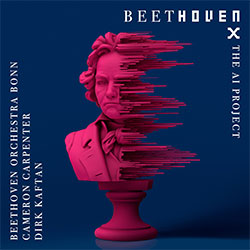 """Ludwig van Beethoven """"X - The AI Project"""""""