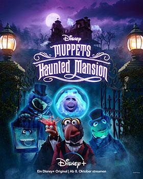 """Muppets Haunted Mansion"" (© Disney)"
