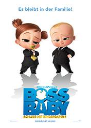 """Boss Baby – Schluss mit Kindergarten"" Filmplakat (© 2021 DreamWorks Animation LLC. All Rights Reserved.)"
