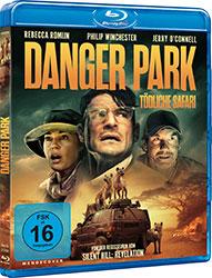 """""""Danger Park - Tödliche Safari"""" Blu-ray (© SquareOne Entertainment)"""