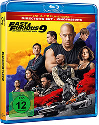 """""""Fast & Furious 9"""" (© Universal Pictures Home Entertainment)"""