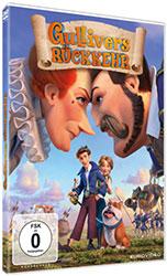 """Gullivers Rückkehr"" DVD (© EuroVideo Medien)"