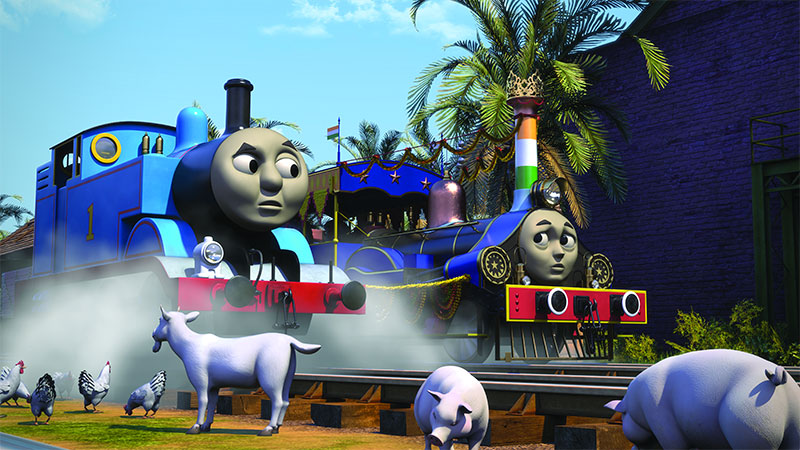 """Thomas & seine Freunde"" – Staffel 22 Szenenbild (© justbridge entertainment GmbH)"